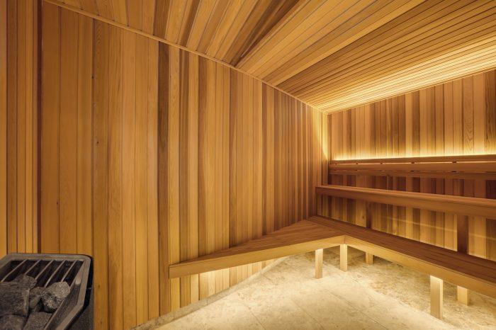 Vue Broadbeach Sauna